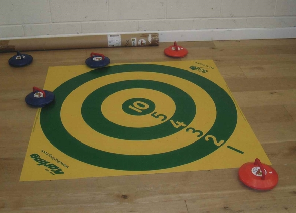 Kurling Board 001